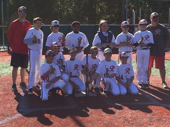 11u Braves Hinton win Triple Play Tournament
